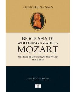 Biografia di W.A. Mozart di Nissen